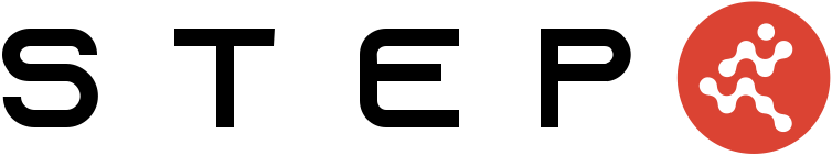 STEP Logo White BG No tagline
